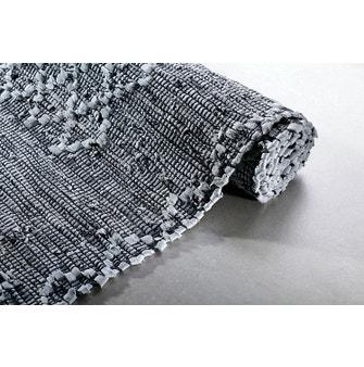 Tapete para casa Buddemeyer Luxus Manju Preto 160x230cm