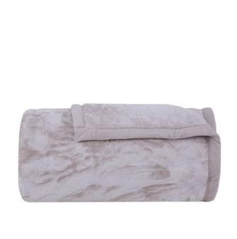 Cobertor Queen Buddemeyer Luxus Astor Lilás
