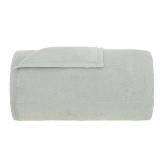 Cobertor Solteiro Buddemeyer Aspen 100% Poliéster Verde