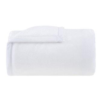 Cobertor Solteiro Buddemeyer Luxus Astor Branco