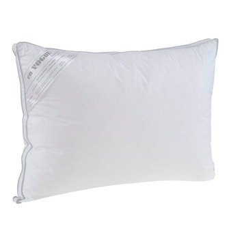 Travesseiro 50x70cm Buddemeyer en VOGUE Algodão Branco