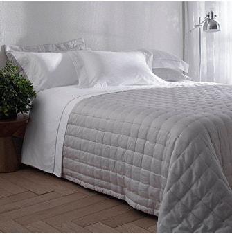 Almofada 50x90cm Cetim 270 Fios Buddemeyer Luxus Pois 100% Algodão Penteado Bege Areia