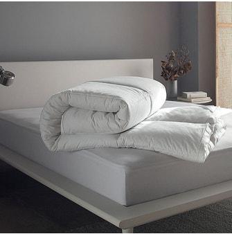 Pillow Top King Buddemeyer en VOGUE Algodão Branco