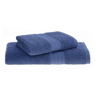 Jogo de Toalhas Buddemeyer Frape Banho Azul 2 peças