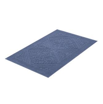 Tapete para casa 50x80cm Buddemeyer Tivoli 100% Algodão Azul